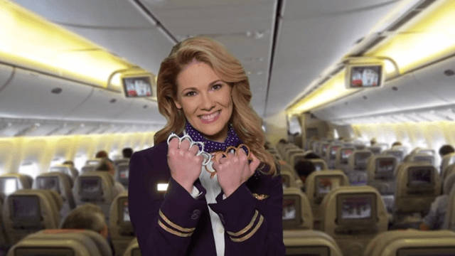 Jimmy Kimmel's hilariously honest United commercial is absolutely savage.