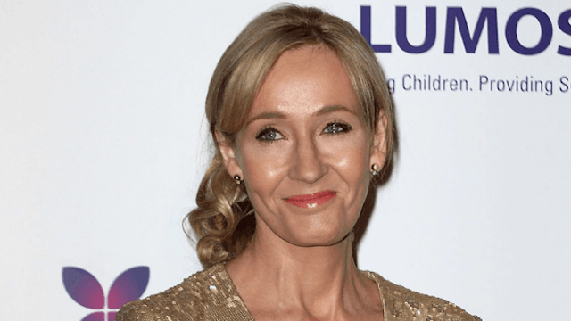 J.K. Rowling gave advice to her 1997 self and proved she hasn't changed.