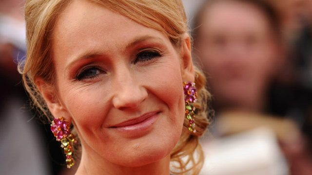 A politician accused J.K. Rowling of sexism and the ensuing fight got really, really, weird.