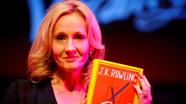 J.K. Rowling, queen of Twitter clapbacks, responds to 'NY Times' tweet about female orgasms.