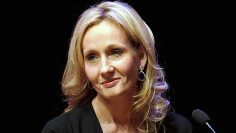 JK Rowling got into a fight with fans on Twitter about her most divisive fictional wizard.