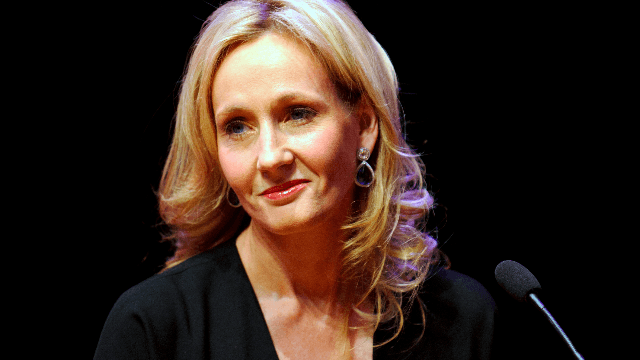 J.K. Rowling challenged her fans to guess the title of her next book. One actually got it.