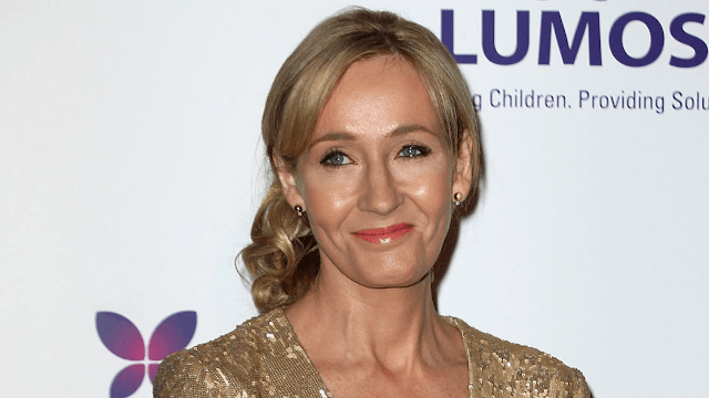 JK Rowling urges writers to finish what they start in 'empowering' tweetstorm full of advice.