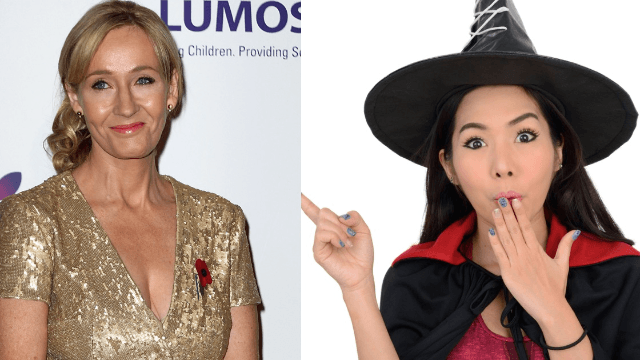 JK Rowling just revealed how wizards poop, in case you were curious.