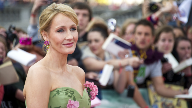 People are roasting JK Rowling's 'woke' additions to 'Harry Potter' and it's magic.