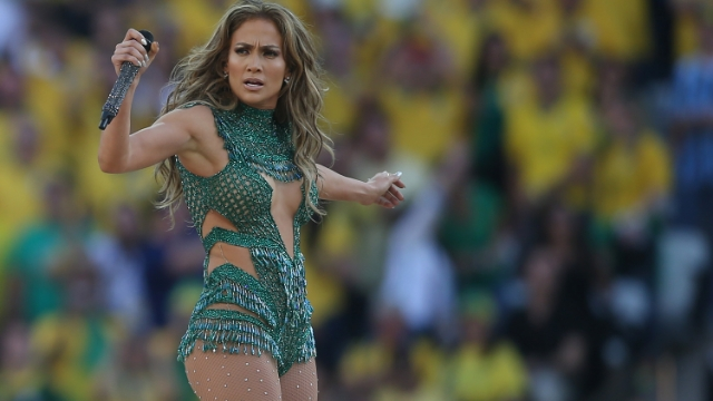 J. Lo and Shakira made a statement about the border crisis in Super Bowl halftime show.