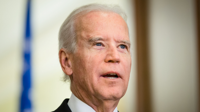 """Joe Biden just publicly called a 10-year-old girl """"good-looking."""""""