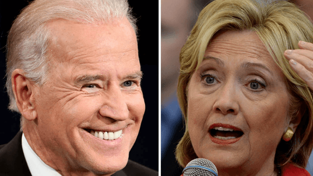 Here's why Joe Biden thinks Hillary Clinton lost the election, and why he would have won.