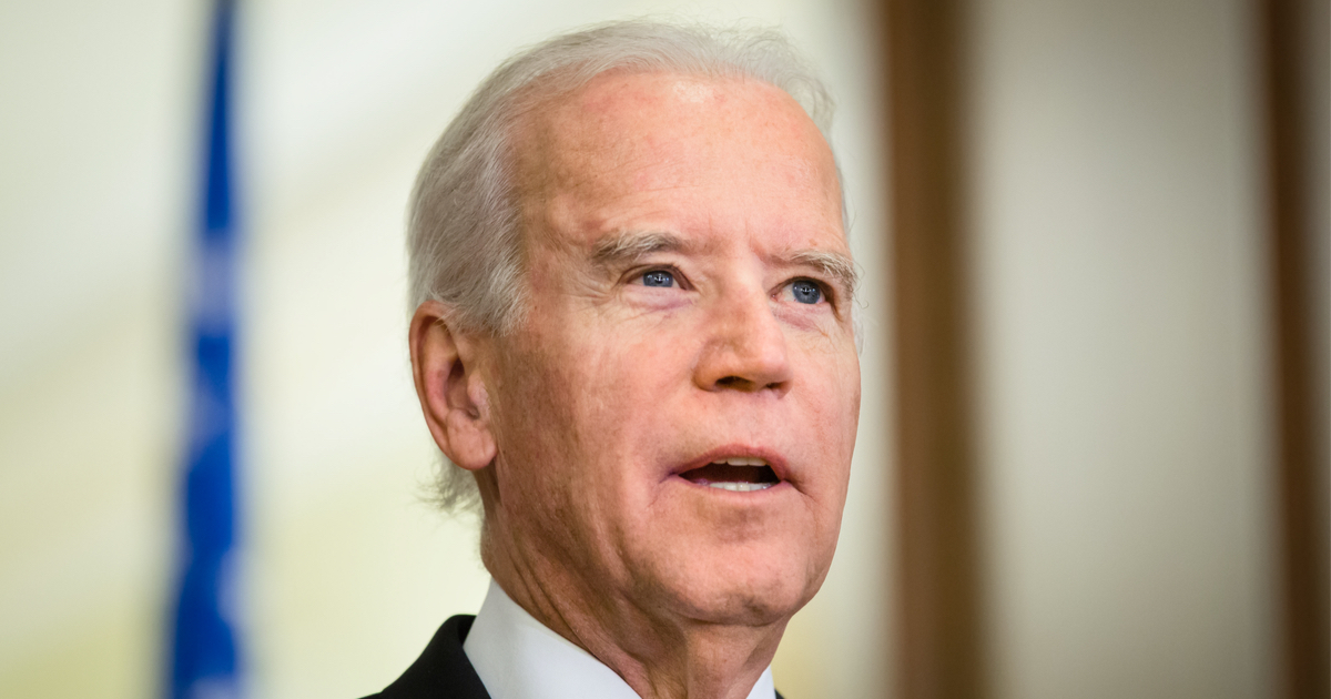 Joe Biden said he has 'no empathy for' millennials and set himself up for a dragging.
