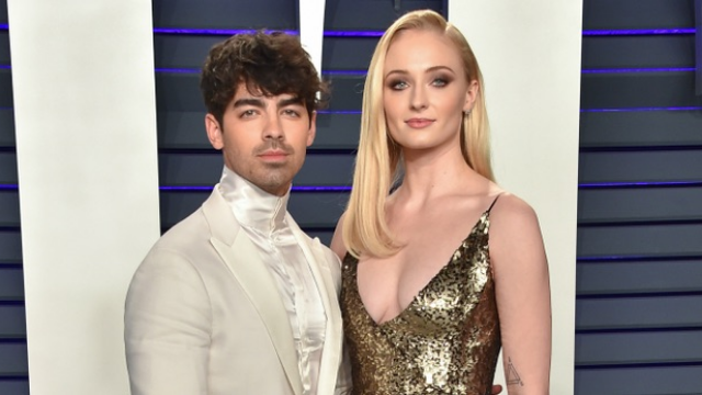 Sophie Turner and Joe Jonas didn't invite us to their Vegas wedding, but at least we can watch the Instagrams.