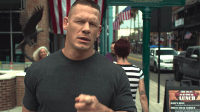 John Cena's PSA about what loving America means will bodyslam all your patriotic feels.