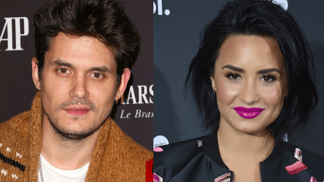 John Mayer and Demi Lovato might be exploring each others' wonderlands.