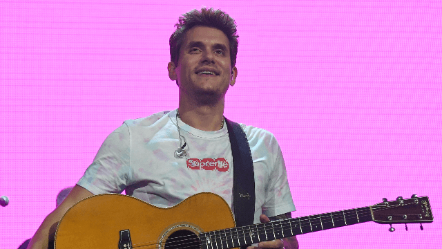 John Mayer has been hospitalized for emergency surgery.