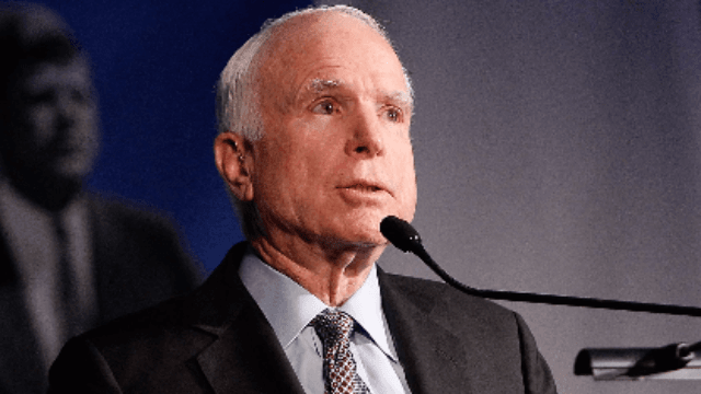 John McCain just discovered the one surefire way to lose all his Twitter followers.
