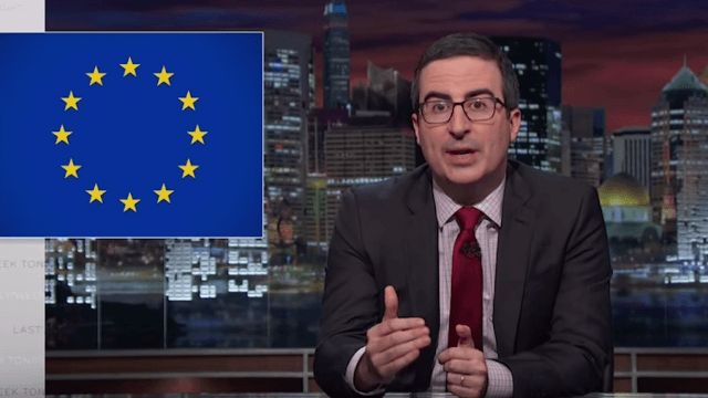John Oliver explains why the Brexit should scare American voters.