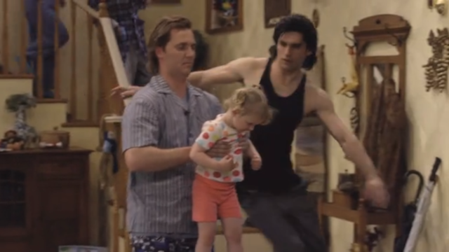 John Stamos tried to get Mary-Kate and Ashley Olsen fired from 'Full House.' He should've been networking.