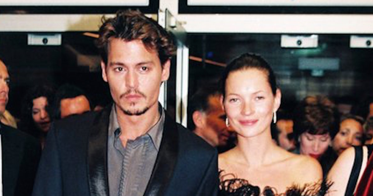A journey through Johnny Depp's exhausting love life stuffed with ...