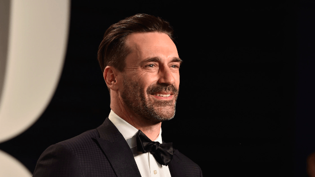 Jon Hamm gets real about alcoholism and why rehab rocks.