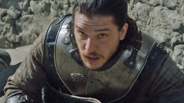 A tiny detail in the next 'Game of Thrones' episode trailer hints at a fire moment for Jon.