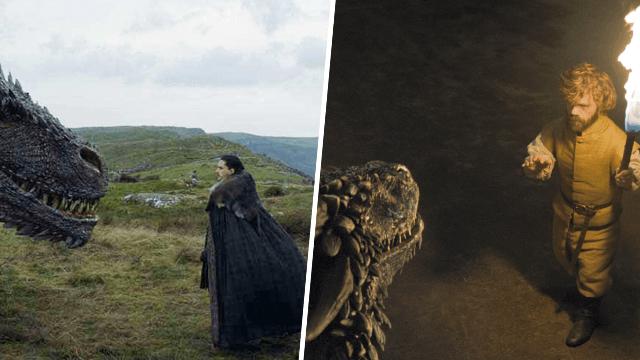 Jon Snow Touching A Dragon Probably Proves That Tyrion Is Also A Targaryen