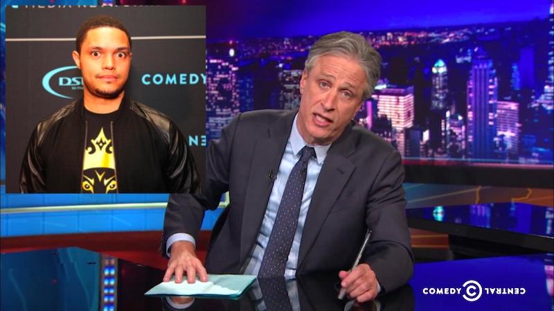 Jon Stewart finally weighed in on the Trevor Noah scandal.