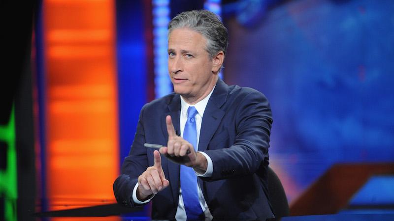 Jon Stewart's next hosting gig: professional wrestling.