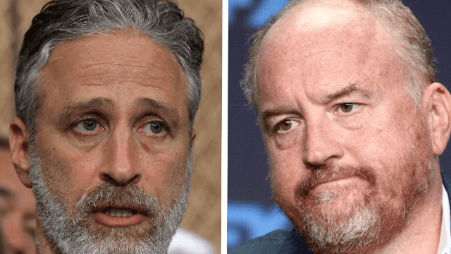 """Jon Stewart talks openly on dealing with his friend Louis CK: """"Could I have done more?"""""""