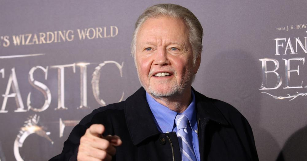 Angelina Jolie's father Jon Voight called Trump 'the greatest president since Abraham Lincoln.' People aren't having it.