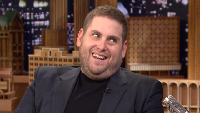 Jonah Hill shows off his range in 'emotional interview' on the 'Tonight Show.'
