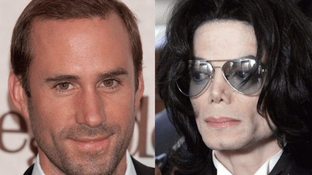 The first images of Joseph Fiennes as Michael Jackson are terrifying.