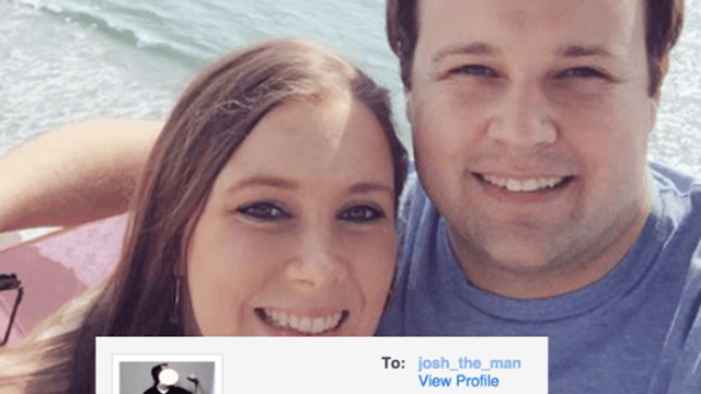Josh Duggar is being sued by the guy he pretended to be on Ashley Madison.