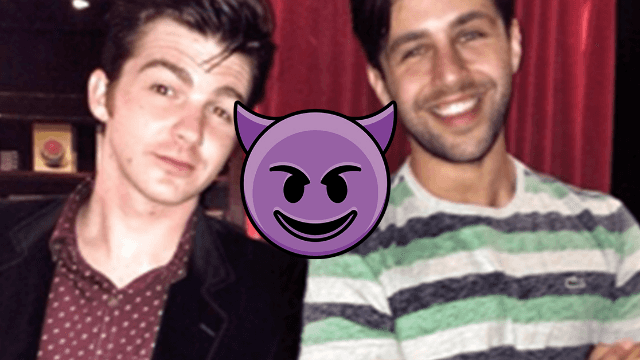 Josh Peck Had Apparently Thrown Major Shade At Drake Bell Before #WeddingGate