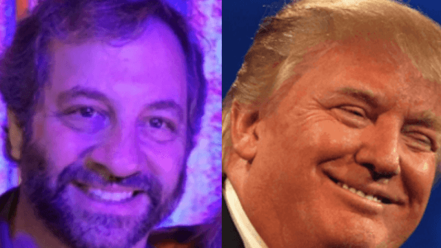 Judd Apatow compares Trump's election win to being 'raped.' People are not pleased.