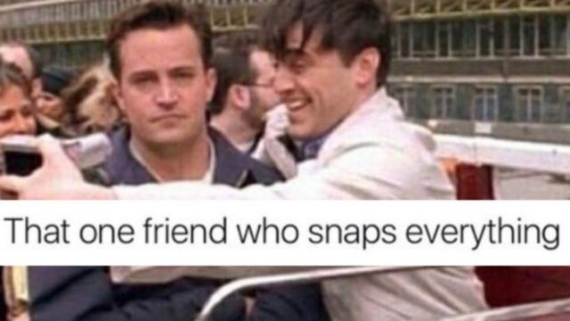 Just 58 hilarious 'Friends' memes.
