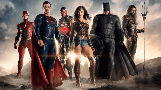 The internet has a nerd freak-out as Warner Bros. drops a surprise 'Justice League' trailer on everyone.