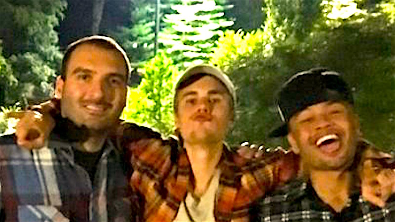 Justin Bieber makes the most annoying fad in the world even more annoying.