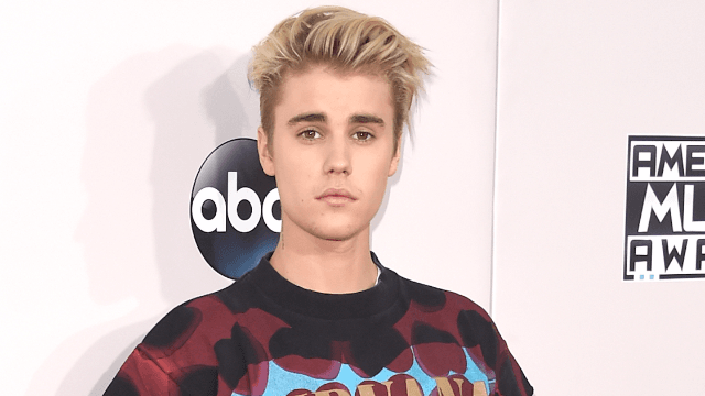Justin Bieber has covered his entire torso with a giant, confusing tattoo.
