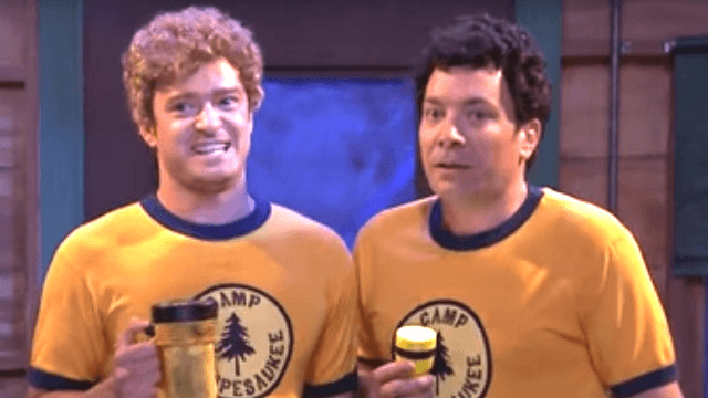 Justin Timberlate and Jimmy Fallon are completely hilarious singing one of your favorite '90s songs.