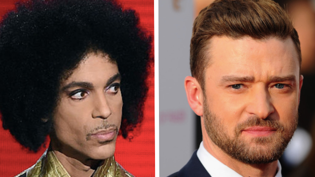 Here's why Prince fans were upset with Justin Timberlake's Super Bowl halftime performance.