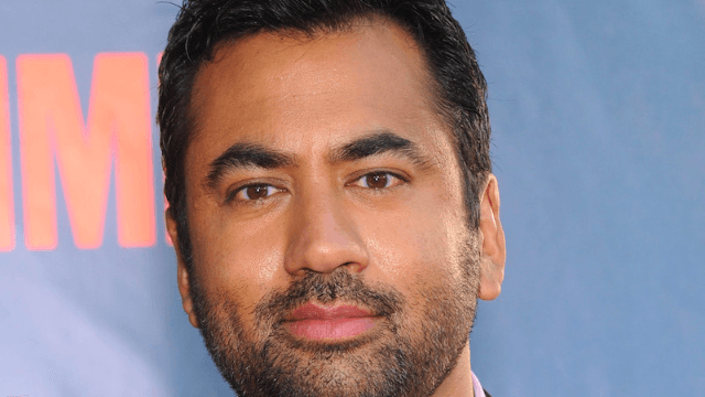Kal Penn raises over $250,000 for refugees in the name of a guy who said he doesn't belong here.