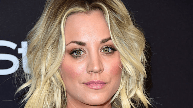 People think that Kaley Cuoco and her dogs are traitors to this country.