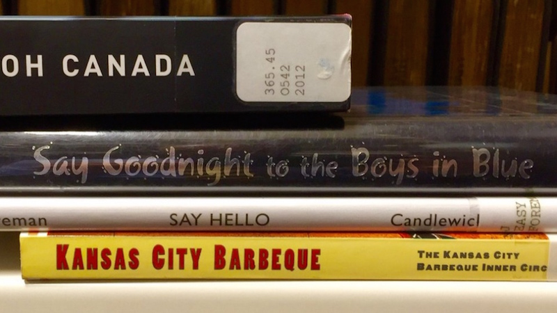The Kansas City and Toronto libraries are enjoying a nerdy baseball feud on Twitter.