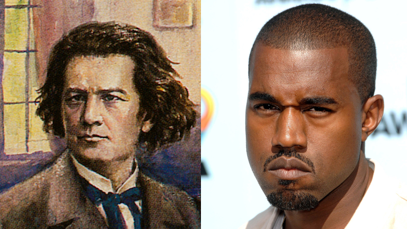 This orchestra made a Kanye/Beethoven mashup so good, even Yeezy wouldn't dare interrupt it.