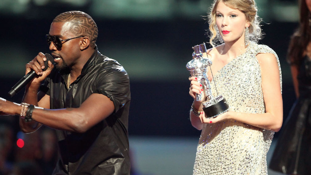 Ranter Kanye West went after record producer Bob Ezrin—and Taylor Swift—on Twitter.