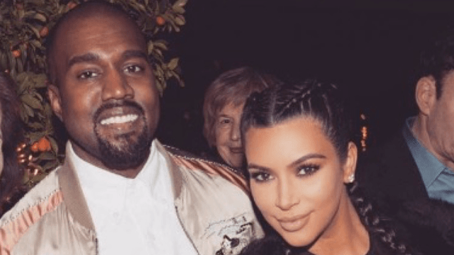 Kanye West outdid whatever gift you got your mom with his surprise for Kim Kardashian.