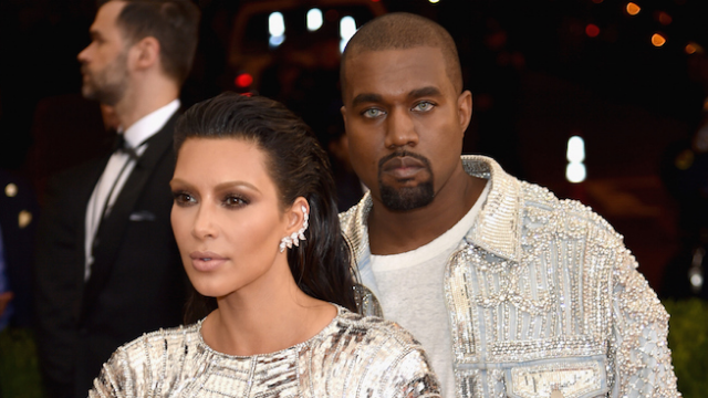 Kanye West deleted a quote about Jesus when it accidentally featured Kim Kardashian in her underwear.