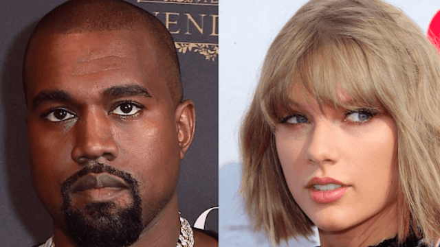 Kanye West just couldn't stop himself from dissing Taylor Swift at a concert in her hometown.