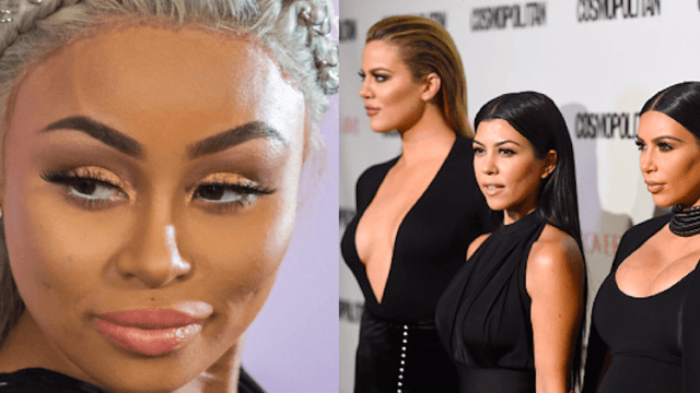 The Kardashians are trying to make sure Blac Chyna can't trademark their name.