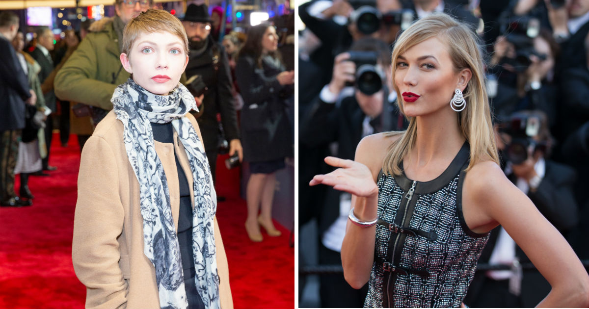 Karlie Kloss criticized for speaking out against racism because of her relation to Trump family.
