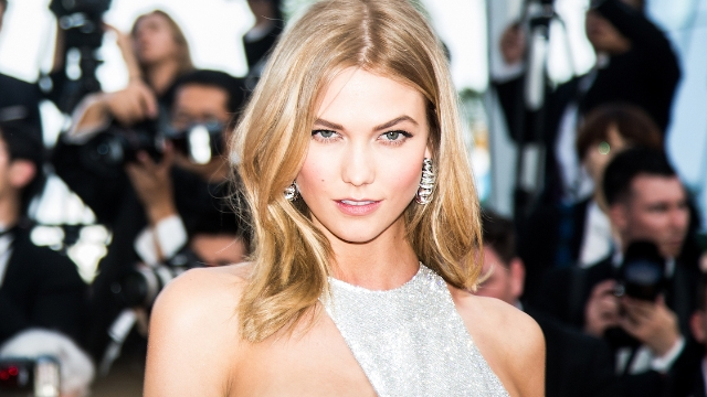 Karlie Kloss got called out for her Kushner marriage on 'Project Runway.'